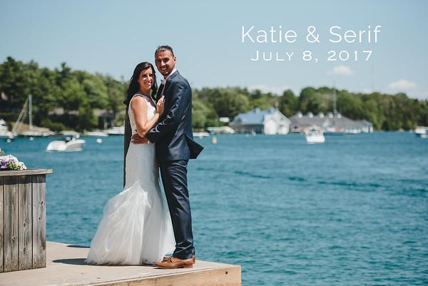 Katie & Serif