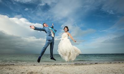 Wedding's portfolios