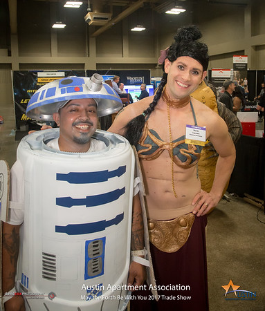 AAA May the Forth Be With You Trade Show (May 2017)