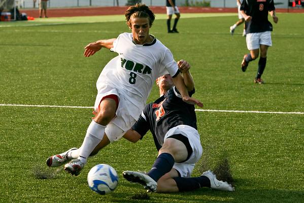 men's soccer - 09/05/07