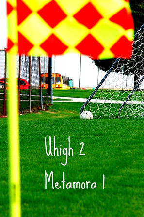 Uhigh Girls Jr Varsity Soccer 2012