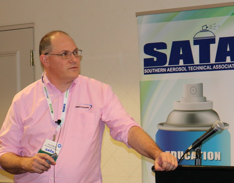 Scott Martz, Precision Global; 'Valves and Actuators Panel'