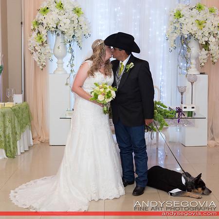 Patricia + Memo Wedding