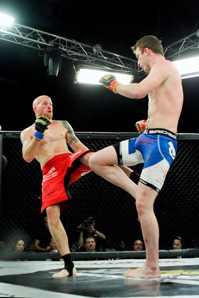 Clint Anderson vs Brandon Jenkins