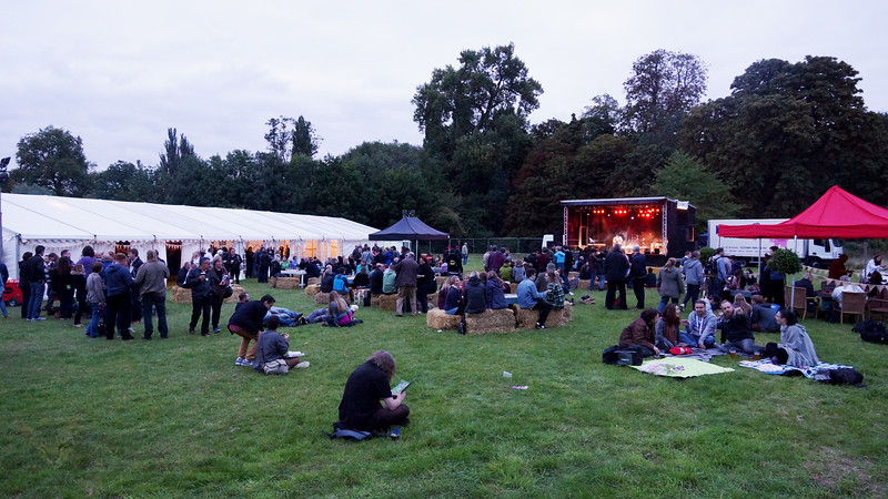Morden Hall Park - Beer by the River - 2015