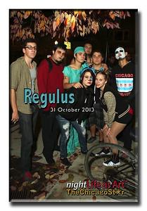 31 Oct 2013 Regulus