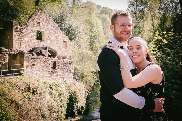 Michaela and Ryan's Preshoot