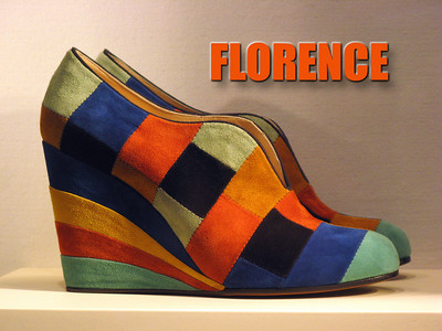 Ferragamo Shoes -Florence, Italy