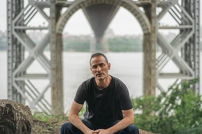 Jon Koones Portrait