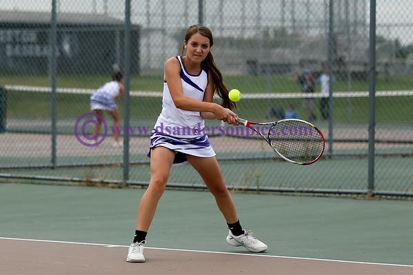 RHS GIRLS TENNIS 2014