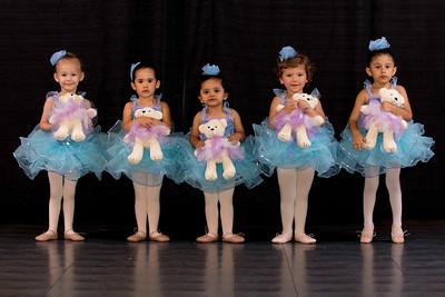 """Atascocita - 2-3 Ballet Wed 5:15 """"Teddy Bear"""""""