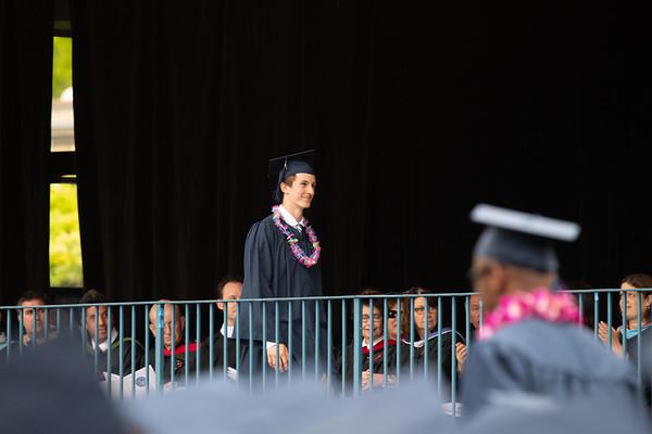 Ethan's 2018 Bellarmine Graduation
