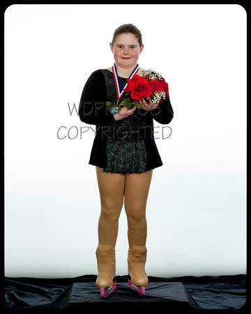 19th Annual Figure Skating Club of Billings Competition - Saturday Feb 25th - Awards