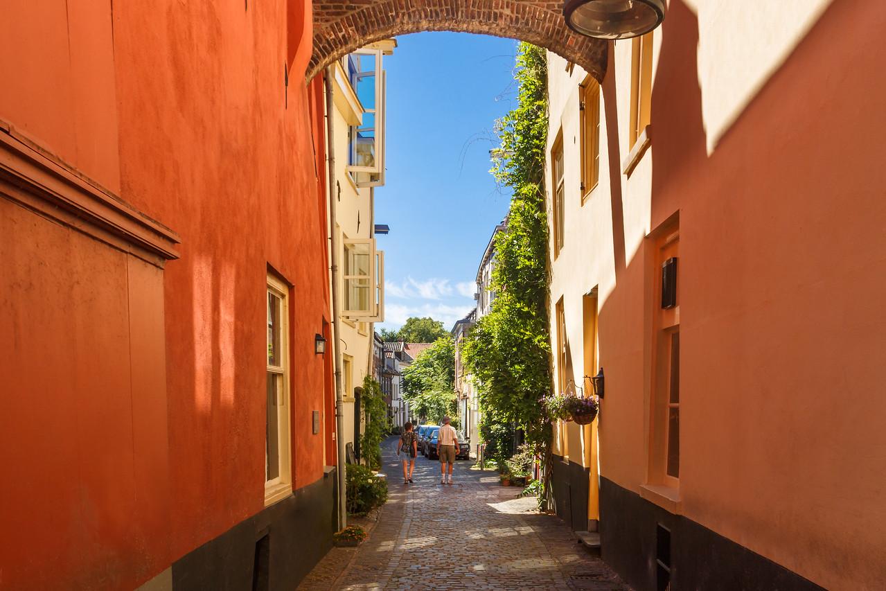 Rue de Charbon, waar ik geboren ben