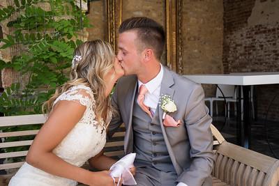 Huwelijk Joni & Lisa