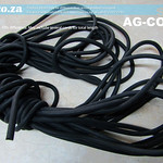 SKU: AG-CORD, Rubber Form Sealing Cord for Vacuum Table, Per 10 Metres Batch
