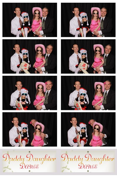 Daddy Daughter Dance February 21, 2015