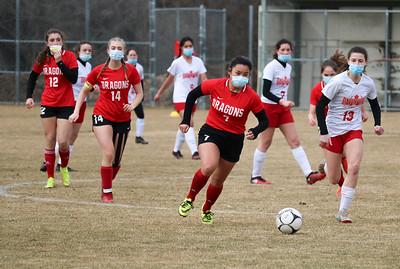 US Girls Soccer vs Davenport 3-6-21
