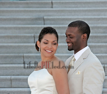 Darryl & Andrea Post Wedding