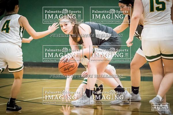JV Girls Basketball vs Ben Lippen