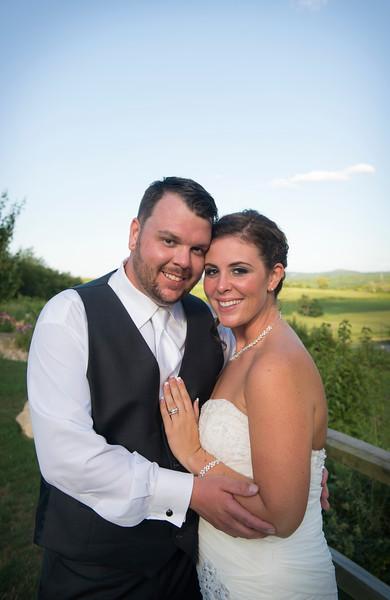 Melissa & Derek