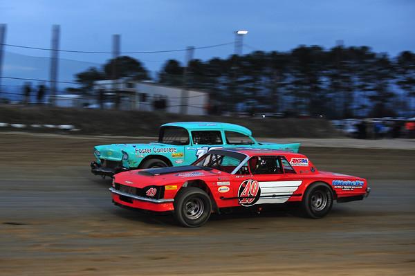 Georgetown Speedway STSS Opener