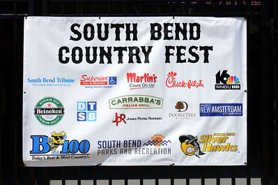 South Bend Country Fest - 2014