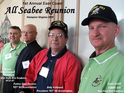 All Seabee East Coast Reunion 2008