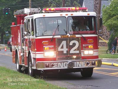 07-29-2007, Commercial Structure, Vineland City, Park Ave.