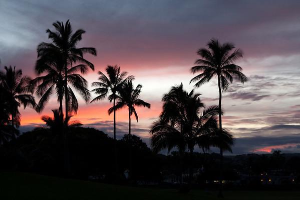 Hilo Sunsets
