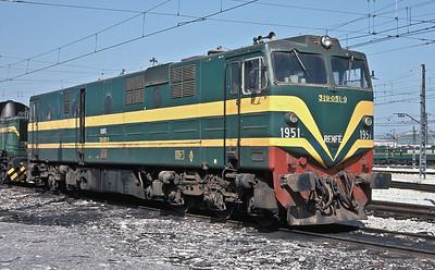 Spain Railways