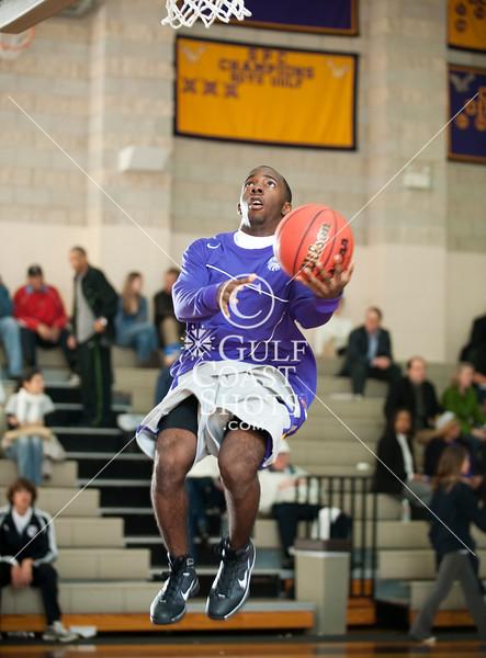 2009-12-01 Basketball - Boys - Varsity SJS @ Kinkaid