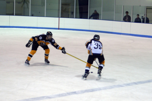 Hatfield Ice Hawks Gold at Pottstown Penguins Black 2-9-2013