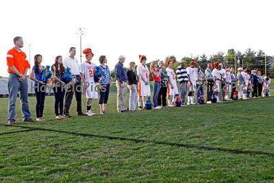 Boys Lacrosse Senior Night 4/28/11