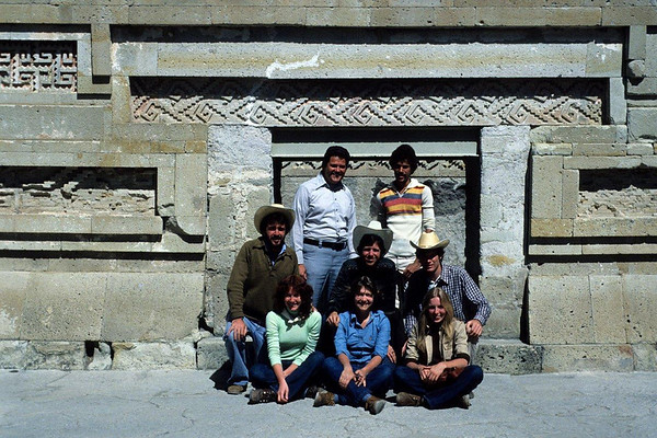 1977-78 Arch/Anthro Mexico Trip