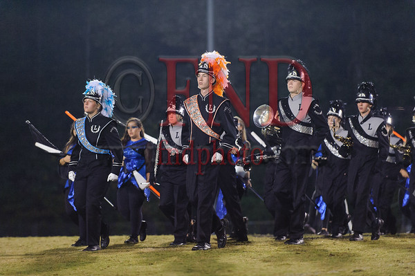 Ledford Marching Band 10-03-14