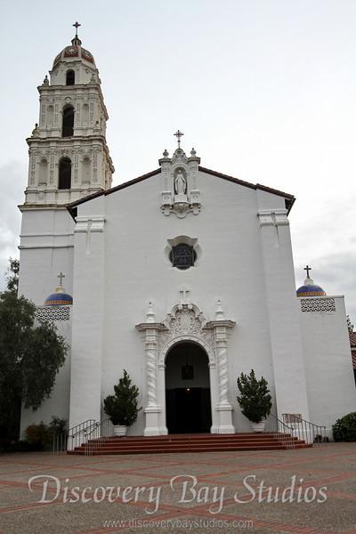 St. Mary's Chapel Moraga