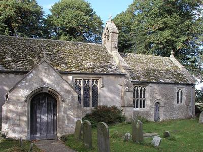 St Mary, Church of England, Fernham Road, Little Coxwell, SN7 7LQ