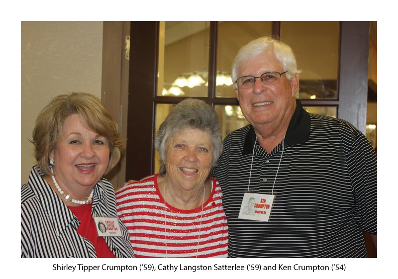 Shirley Tipper Crumpton '59, Cathy Langston Satterlee '59, Ken Crumpton '54.jpg