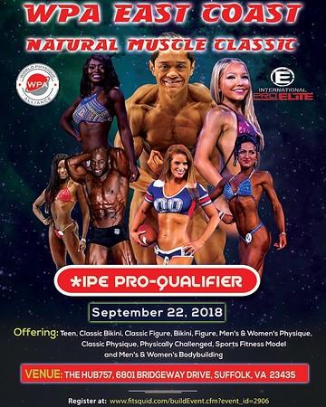 2018 WPA Muscle Classic