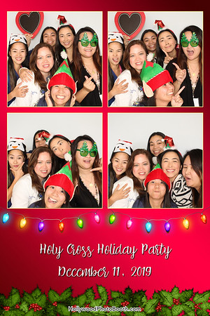 Holy Cross Holiday Party