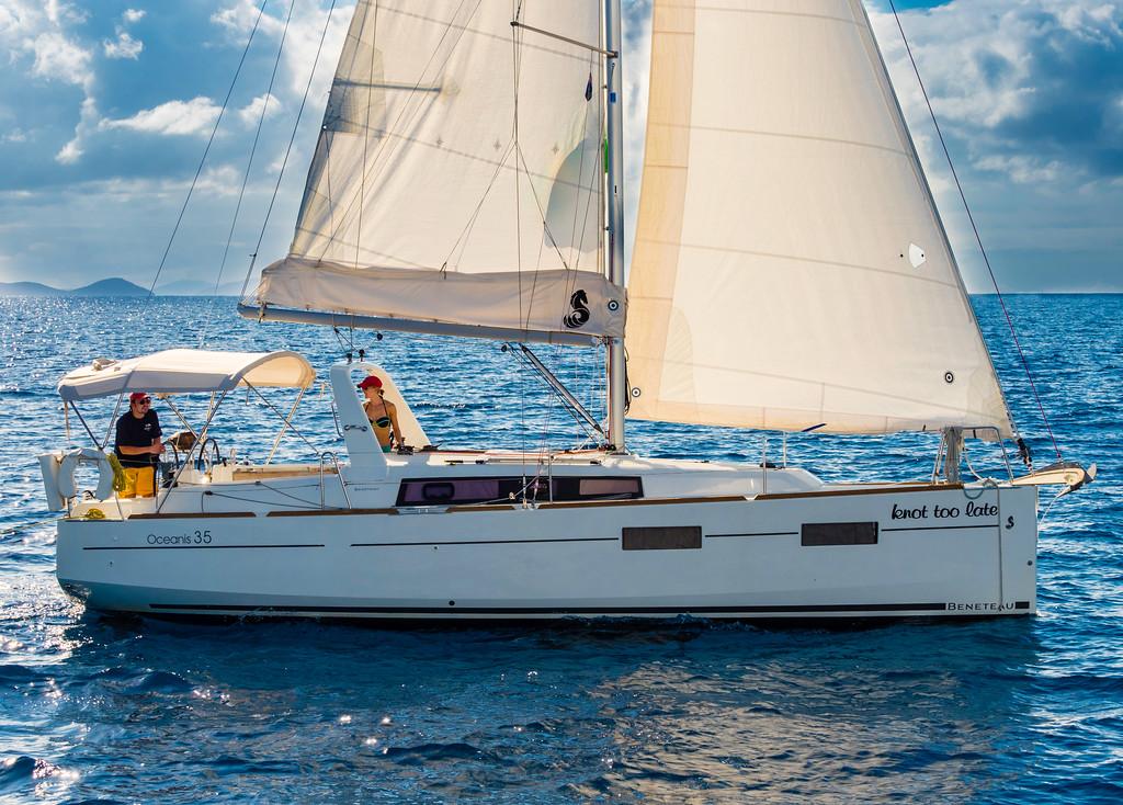 BVI Bareboat Chartering