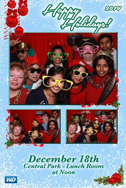 Western Digital Mtn.View Holiday Party 12-18-14