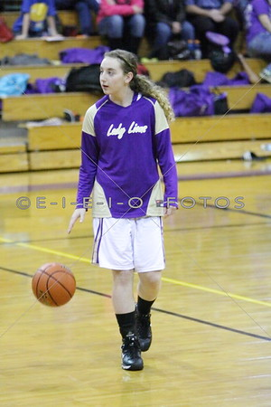 2012.10.17  Lady Lions  vs Lady Tigers