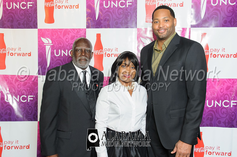 UNCF Mayor's Masked Ball 2016 Step and Repeat