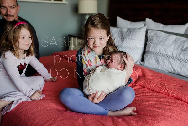 Hansen Newborn - Baby Pheonix- {April 2019}