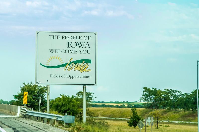 Welcome to the Iowa Greens