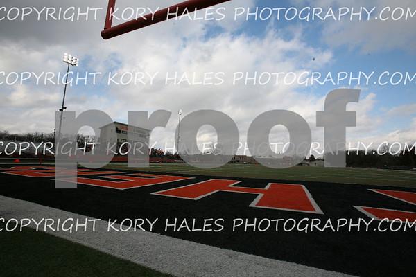 Varsity-Class 3 Quarterfinal-Oak Grove vs Maryville 11-16-13 Camera 3 of 3