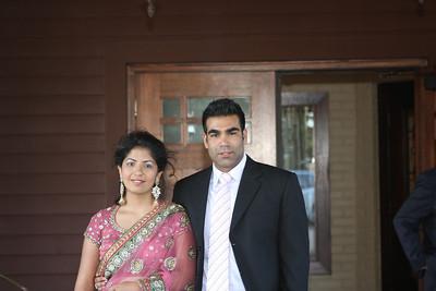 100717 Supriya and Mayank engagement party