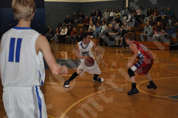 Bangor Christian Vs. Sumner: December 7, 2009